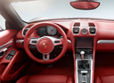 Фото авто Porsche Boxster 981, ракурс: торпедо