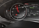 Фото авто Audi RS 6 C7 [рестайлинг], ракурс: приборная панель