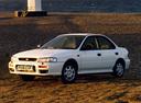 Фото авто Subaru Impreza 1 поколение, ракурс: 45