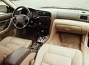 Фото авто Subaru Outback 2 поколение, ракурс: торпедо