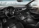 Фото авто Audi RS 6 C7 [рестайлинг], ракурс: торпедо