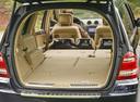 Фото авто Mercedes-Benz GL-Класс X164 [рестайлинг], ракурс: багажник