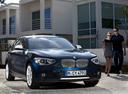 Фото авто BMW 1 серия F20/F21, ракурс: 315 цвет: синий