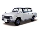 Фото авто Nissan Bluebird 411 [рестайлинг], ракурс: 45