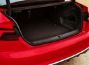 Фото авто Audi S5 F5, ракурс: багажник цвет: красный