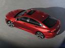 Фото авто Opel Insignia B, ракурс: сверху цвет: красный