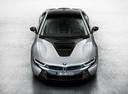 Фото авто BMW i8 I12,  цвет: серебряный