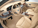 Фото авто BMW 7 серия E65/E66 [рестайлинг], ракурс: торпедо
