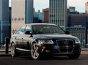 Фото авто Audi A6 4F/C6 [рестайлинг], ракурс: 315 цвет: черный