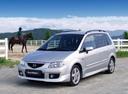 Фото авто Mazda Premacy CP [рестайлинг], ракурс: 45