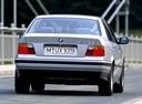 Фото авто BMW 3 серия E36, ракурс: 180 цвет: серебряный