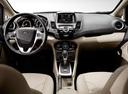 Фото авто Ford Fiesta 6 поколение [рестайлинг], ракурс: торпедо