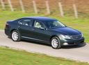 Фото авто Lexus LS 4 поколение, ракурс: 315