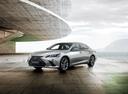 Фото авто Lexus ES 7 поколение, ракурс: 45 цвет: серебряный