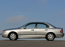 Фото авто Kia Magentis 1 поколение [рестайлинг], ракурс: 90