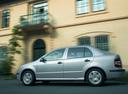 Фото авто Skoda Fabia 6Y, ракурс: 90 цвет: серебряный