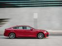 Фото авто Audi A5 2 поколение, ракурс: 270 цвет: красный