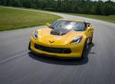 Фото авто Chevrolet Corvette C7,  цвет: желтый