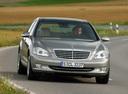Фото авто Mercedes-Benz S-Класс W221,