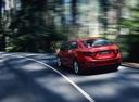 Фото авто Mazda 3 BM, ракурс: 135 цвет: красный