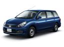 Фото авто Nissan AD Y12, ракурс: 45 цвет: синий