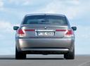 Фото авто BMW 7 серия E65/E66, ракурс: 180 цвет: серебряный