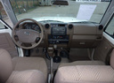 Фото авто Toyota Land Cruiser J70 [3-й рестайлинг], ракурс: торпедо