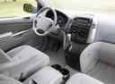 Фото авто Toyota Sienna 2 поколение [рестайлинг], ракурс: торпедо