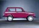 Фото авто ВАЗ (Lada) 4x4 1 поколение [рестайлинг], ракурс: 270