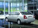 Фото авто Vortex Estina 1 поколение, ракурс: 135 цвет: серебряный