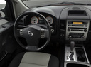 Фото авто Nissan Titan 1 поколение [рестайлинг], ракурс: рулевое колесо