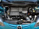 Фото авто Mazda 2 DE [рестайлинг], ракурс: двигатель