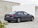 Фото авто BMW 7 серия G11/G12, ракурс: 225 цвет: синий