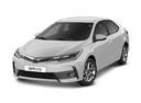 Новый Toyota Corolla, серебряный металлик, 2017 года выпуска, цена 1 160 000 руб. в автосалоне Тойота Центр Оренбург