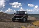 Фото авто ВАЗ (Lada) 4x4 1 поколение [2-й рестайлинг],  цвет: бордовый