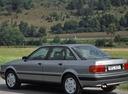 Фото авто Audi 80 8C/B4, ракурс: 135 цвет: серый