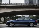 Фото авто Audi A4 B9, ракурс: 90 цвет: синий