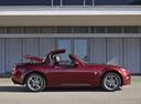 Фото авто Mazda MX-5 NC [2-й рестайлинг], ракурс: 270 цвет: красный