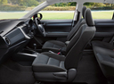 Фото авто Toyota Corolla E160, ракурс: сиденье