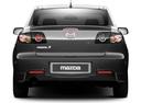 Фото авто Mazda 3 BK [рестайлинг], ракурс: 180 цвет: серый