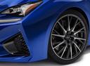 Фото авто Lexus RC 1 поколение, ракурс: колесо цвет: синий