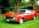 Фото авто Chevrolet Chevelle 2 поколение [4-й рестайлинг], ракурс: 45