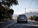 Фото авто Volvo XC60 2 поколение, ракурс: 180 цвет: серый