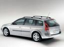 Фото авто Renault Megane 2 поколение, ракурс: 135 цвет: серебряный
