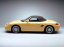 Фото авто Porsche Boxster 986 [рестайлинг], ракурс: 270