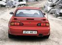 Фото авто Mazda MX-6 2 поколение, ракурс: 180