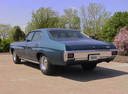 Фото авто Chevrolet Chevelle 2 поколение [2-й рестайлинг], ракурс: 135