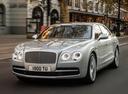 Фото авто Bentley Flying Spur 1 поколение, ракурс: 45 цвет: белый