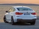 Фото авто BMW 6 серия G32, ракурс: 135 цвет: белый
