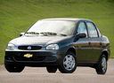 Фото авто Chevrolet Classic 1 поколение, ракурс: 45